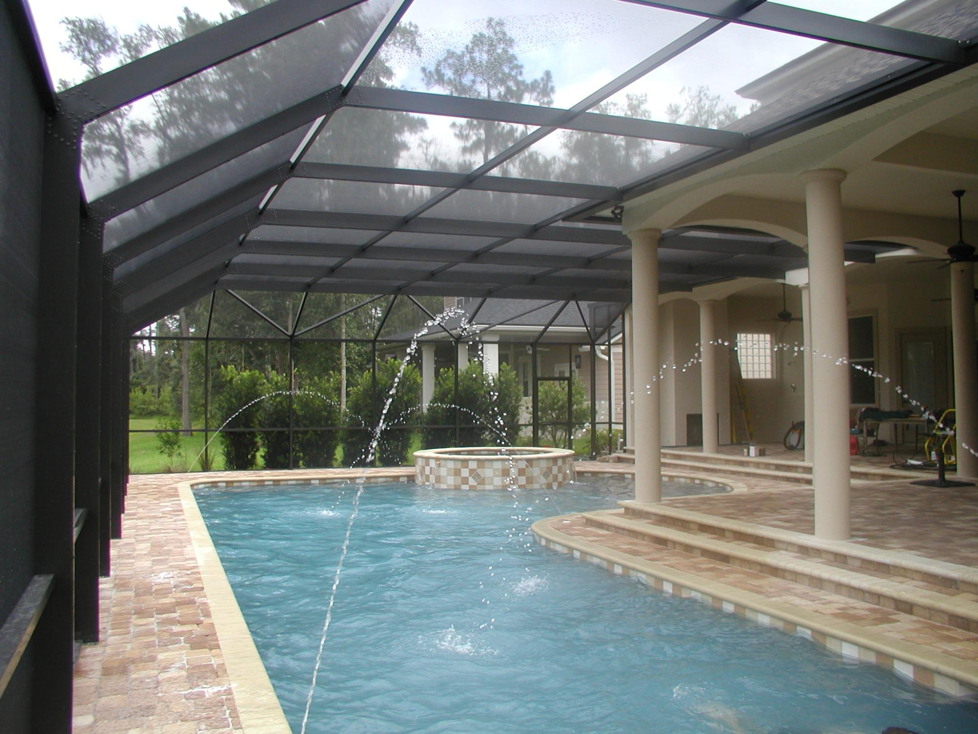 Pool And Screen Enclosures In Jacksonville